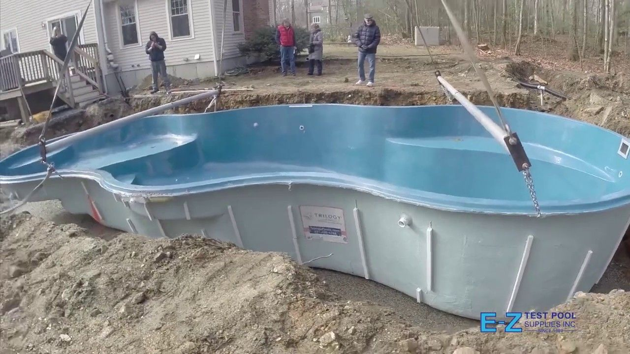 Pin On Fiberglass Swimming Pools