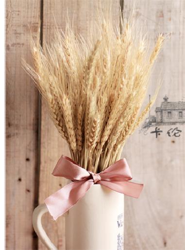Pas cher 100 pcs naturel fleurs s ch es pi de bl pour for Bouquet de fleurs pas cher livraison gratuite