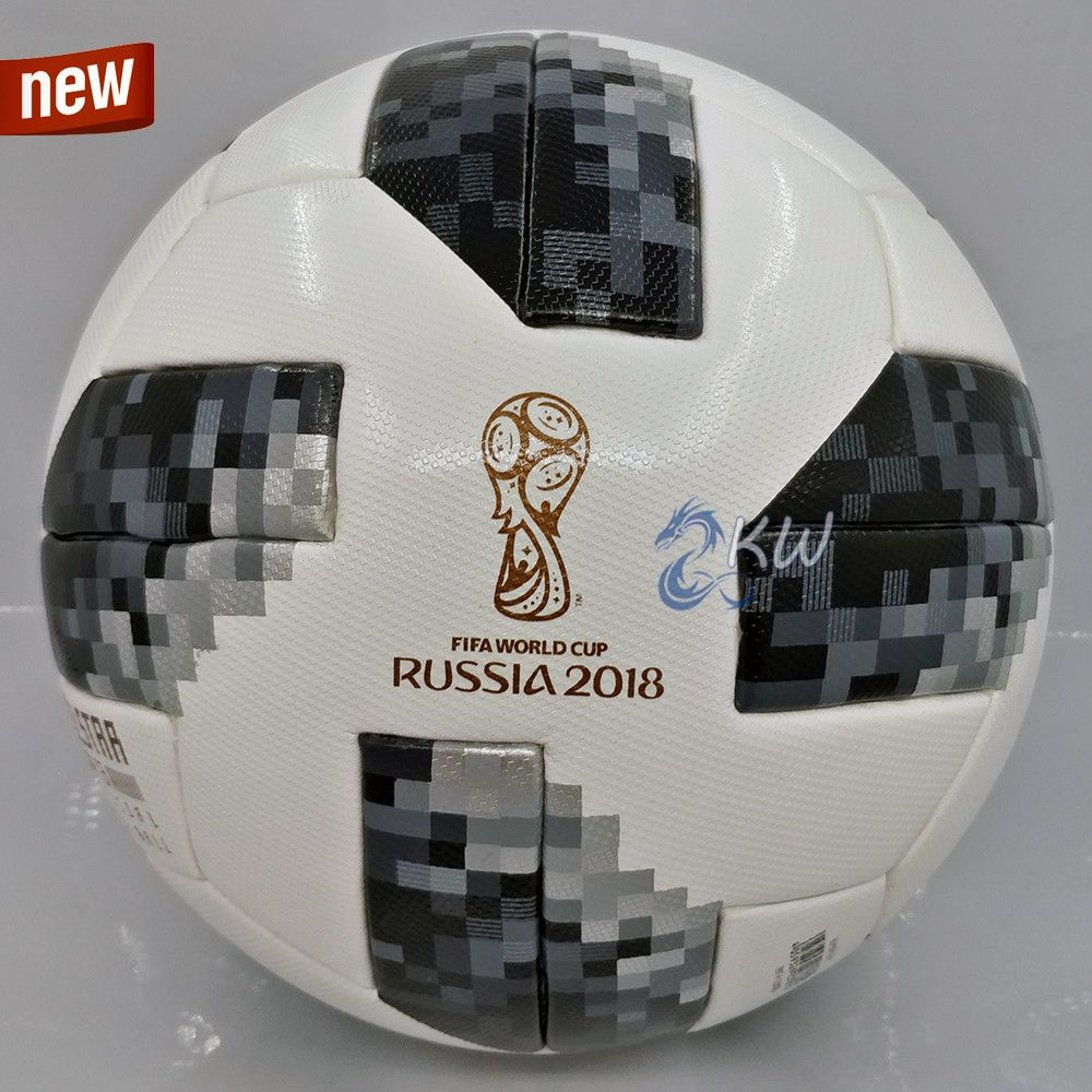 Authentic Adidas Telstar Fifa World Cup Official Game Soccer Ball Russia 2018 Discount Price 149 99 Free Shipping Buy It Now