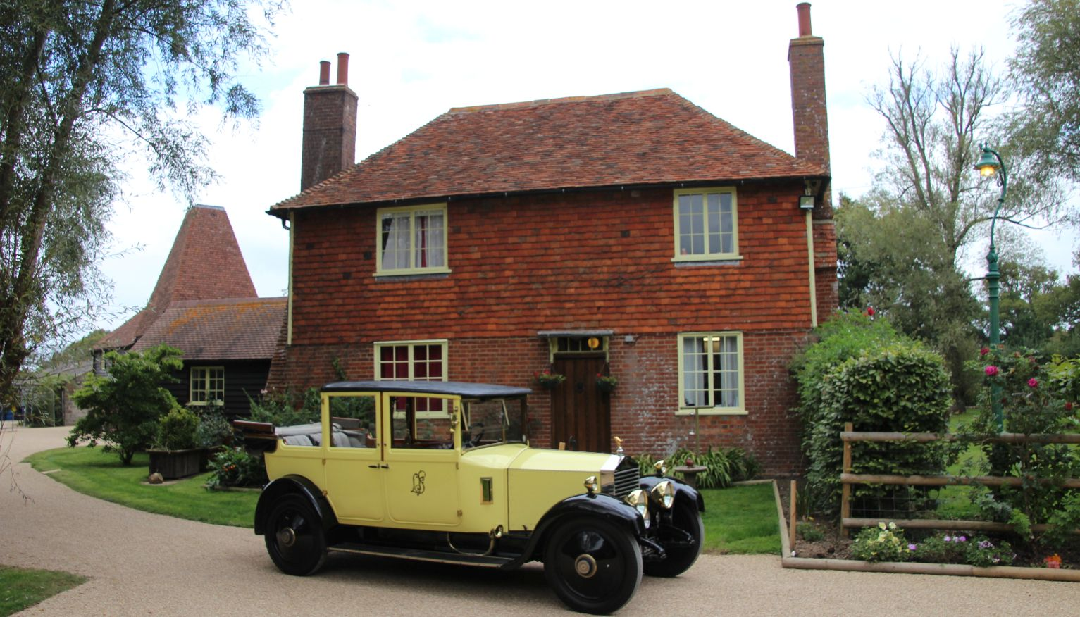 Primrose the original Rolls Royce from the show can be