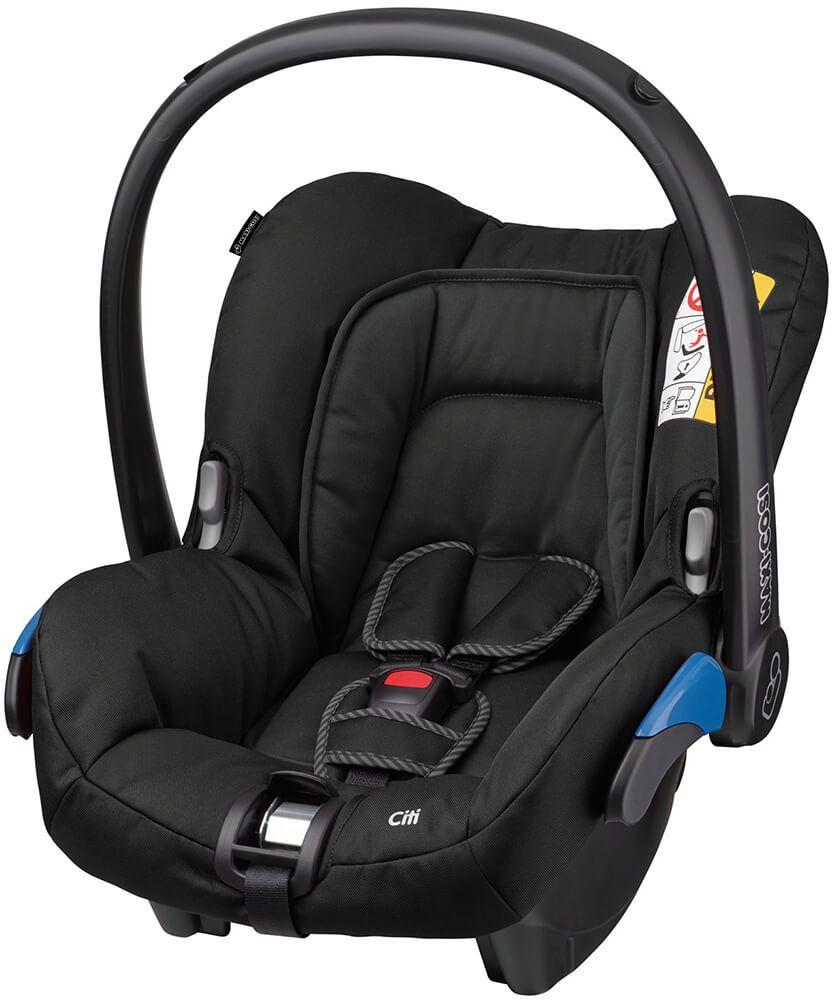 Maxi Cosi Citi Infant Carrier Black Raven Baby Car Seats Car Seats Child Car Seat