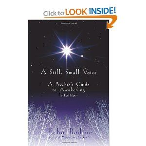 A Still Small Voice A Psychic S Guide To Awakening Intuition By Echo Bodine 11 47 Publisher New World Library April 18 2001 Intuition The Voice Books