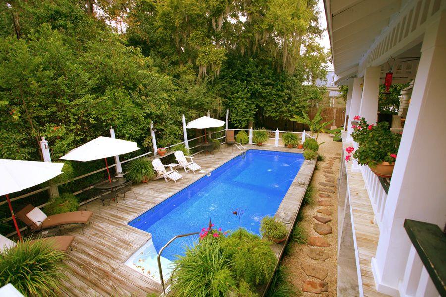 Camellia House B&B in Covington, La. is the escape to