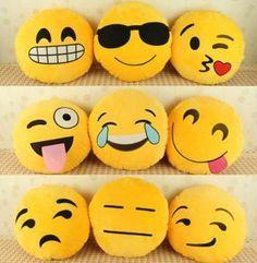 40 Styles Soft Emoji Smiley Cushions Pillows Cartoon