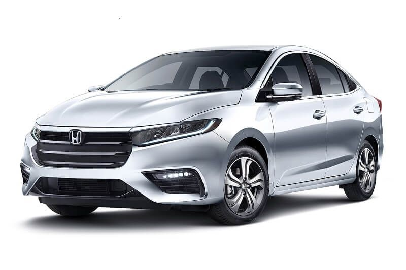 7th Generation Honda City 2020 Honda Hondacity