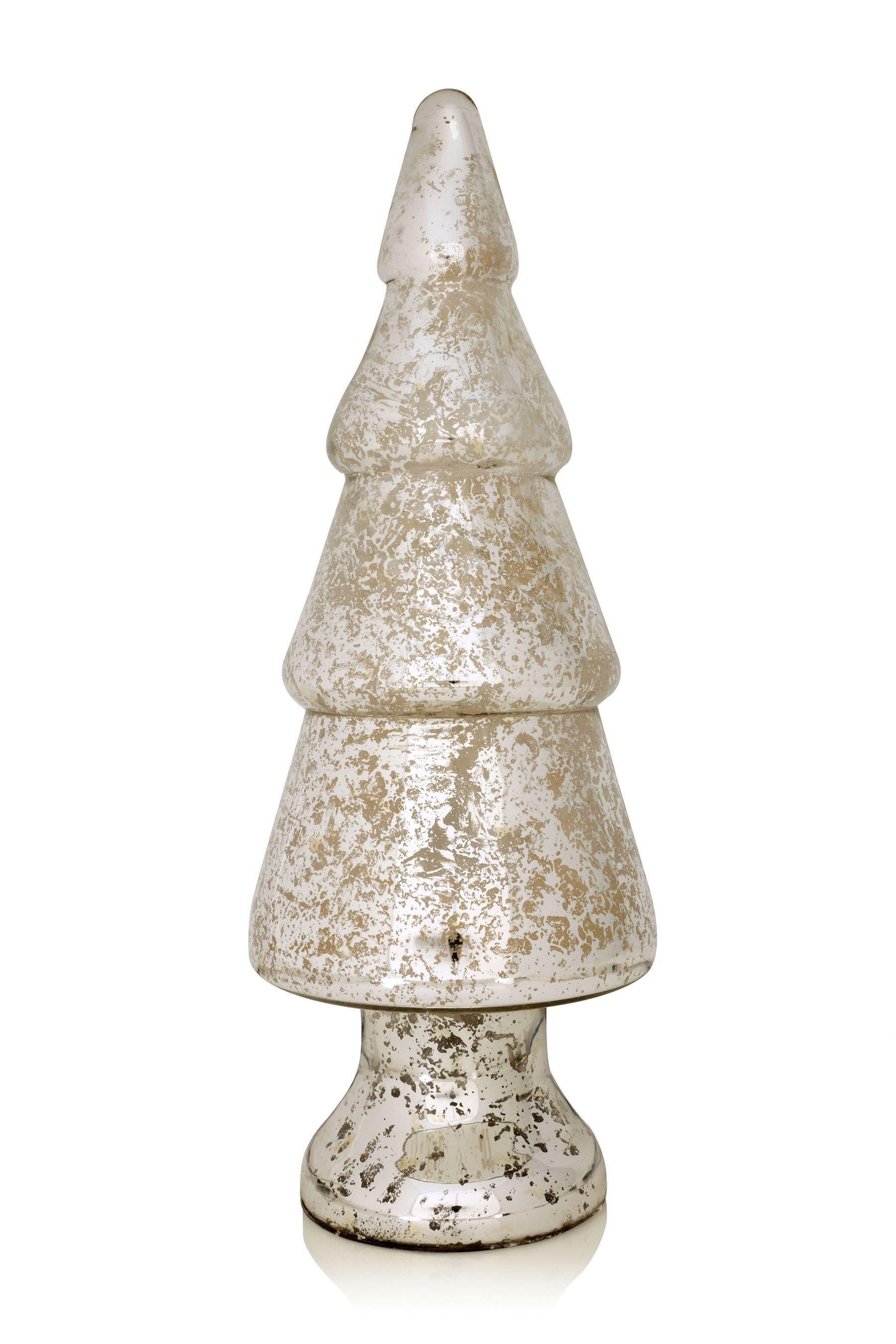 mercury effect glass tree from next uk online shop