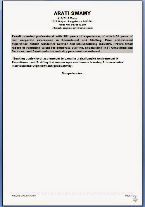 download cv word Sample Template Example ofExcellent Curriculum ...