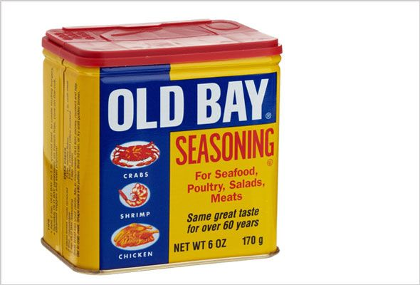 Old Bay Clone recipe  and lots of ideas how to use it