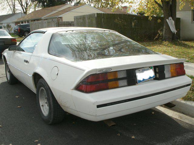 1985 Chevy Camaro V6