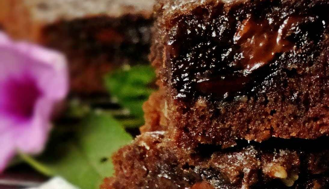 Chocolate Melt Brownies Agogo Resep Brownies Kue