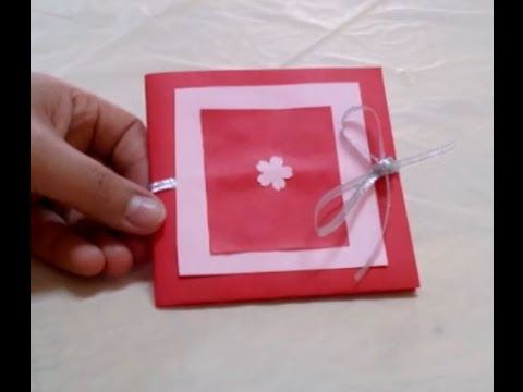 Diy crafts how to make a birthday greeting card tutorial diy crafts how to make a birthday greeting card tutorial m4hsunfo
