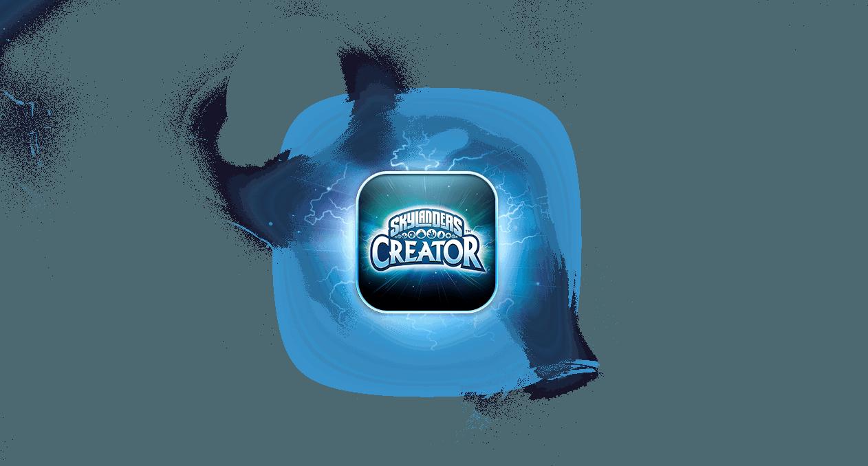 SkyLanders Creator App allows you to create a playable 3D