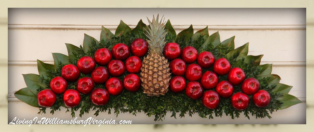 Delicieux Colonial Christmas Decorating Ideas | ... , Virginia: Red Delicious Decor,  Colonial