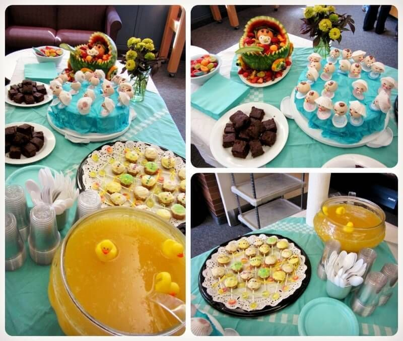 Best Finger Foods For Baby Shower