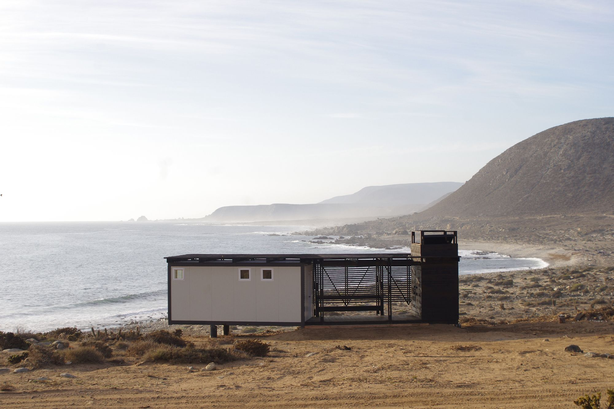Posta Medica Rural, El Sauce, Chile - SAA arquitectura + territorio + Cristobal Vial - © Sergio Araneda
