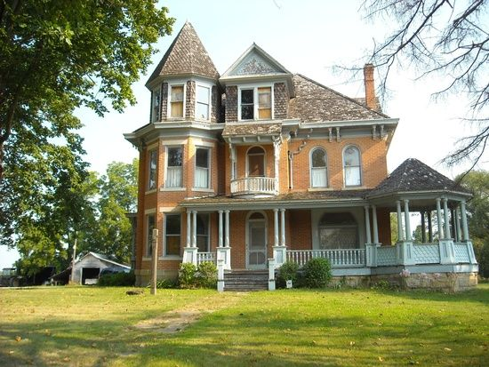 Bonaparte Home For Sale Abandoned Mansion For Sale Victorian Homes Historic Homes