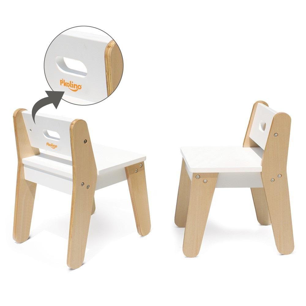 Enjoyable Pkolino Little Modern Table And Chairs Derevoobrabotka In Creativecarmelina Interior Chair Design Creativecarmelinacom