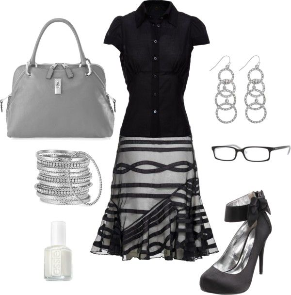 """""""Work"""" by bbs25 on Polyvore"""