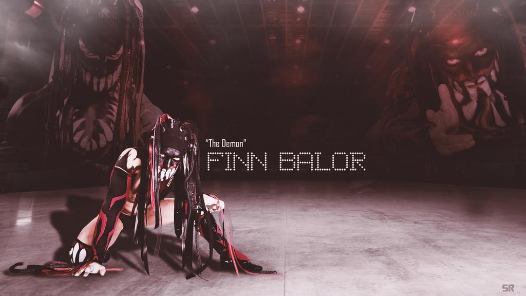 45 Finn Balor Wallpapers On Wallpapersafari In 2021 Wwe Wallpapers Balor Club Finn Balor