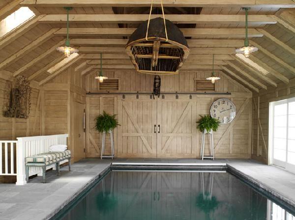 Indoor Pool Eclectic Pool Pool Houses Indoor Pool Barn Pool
