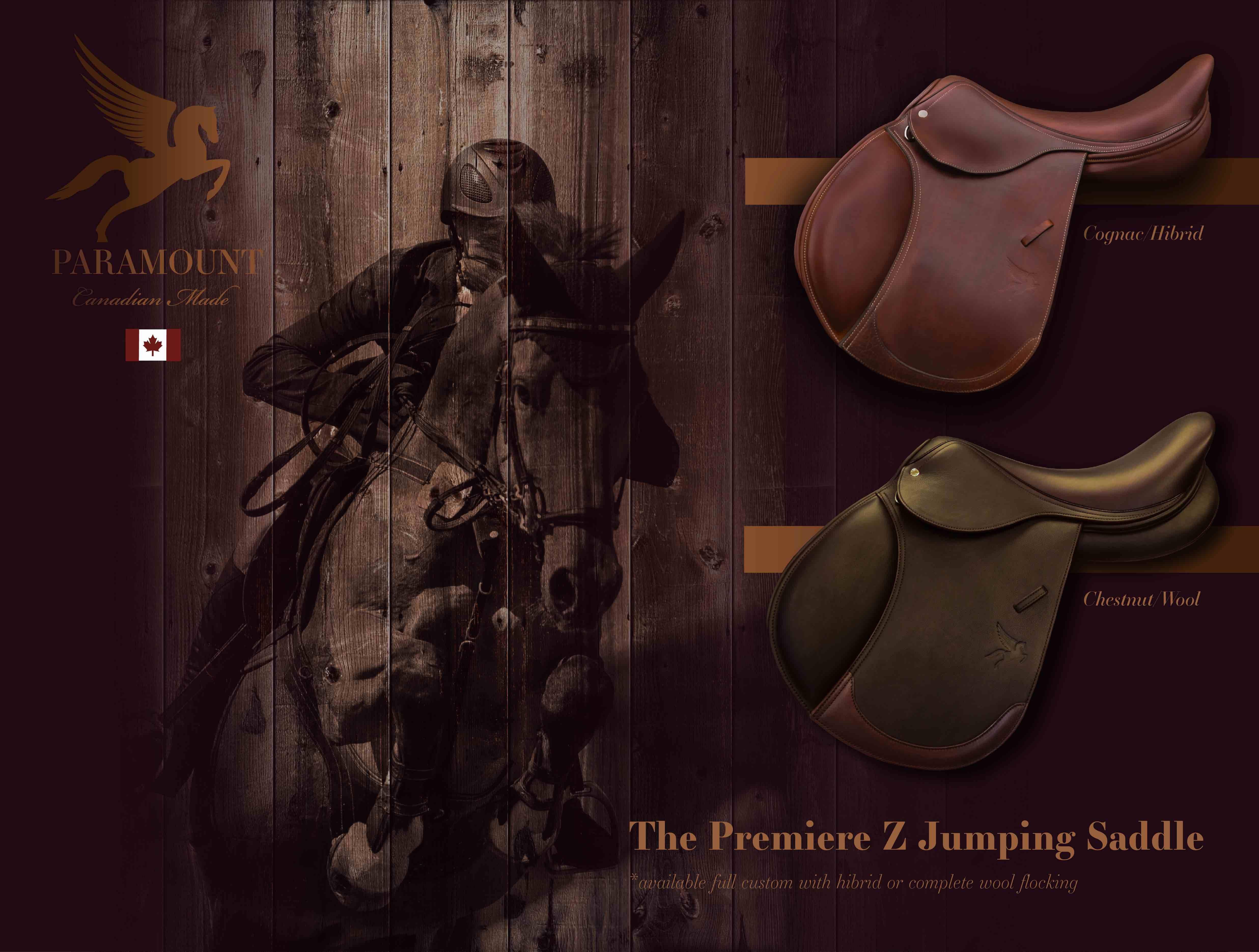 Did you know that a custom saddle can help you stay balanced