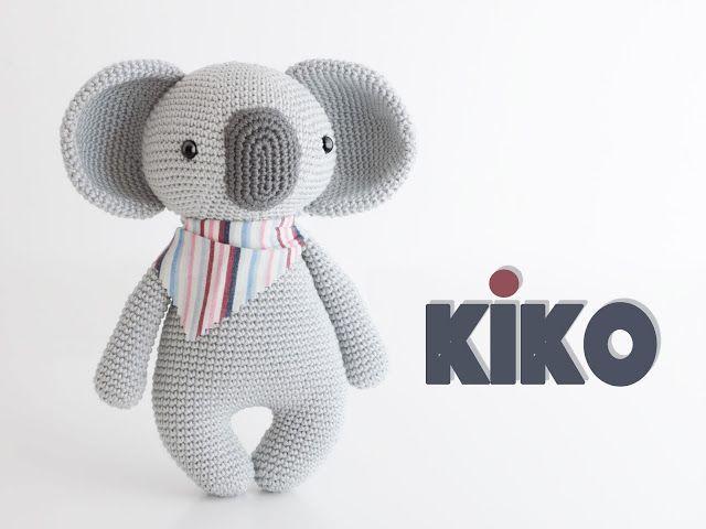 El koala (Mis PequiCosas)   Tejido/Crochet   Pinterest   Ganchillo ...