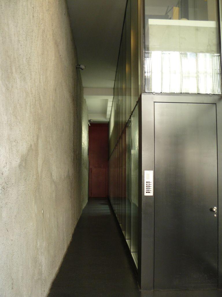 Herzog & de Meuron |  Apartmentos en Schützenmattstrasse | Basilea, Suiza | 1984-1993
