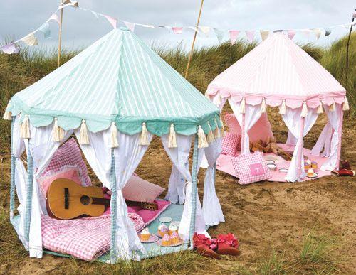 Luxury play houses