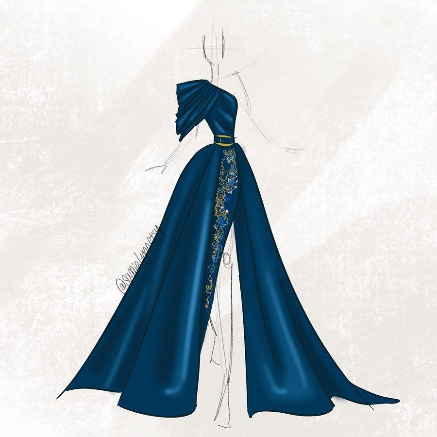 Couture Facile Creer Patron Fashion Design Fashion Illustration Sketches Dresses Fashion Illustration Dresses