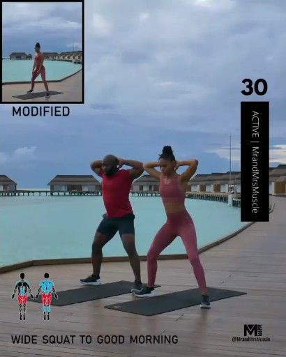 Body weight HIIT workout for women #butt #squats #hiitworkout #gym #gymworkout #hiit #booty #workathome