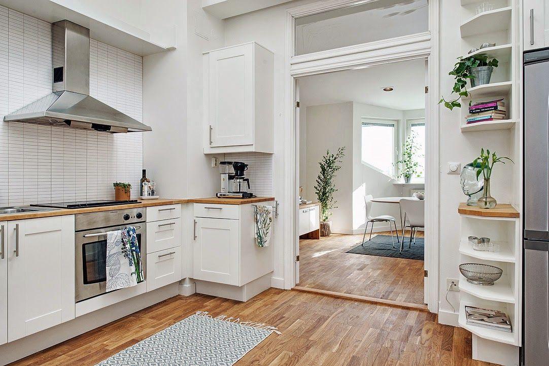 Jurnal de design interior - Amenajări interioare : Duplex scandinav în 104 m²