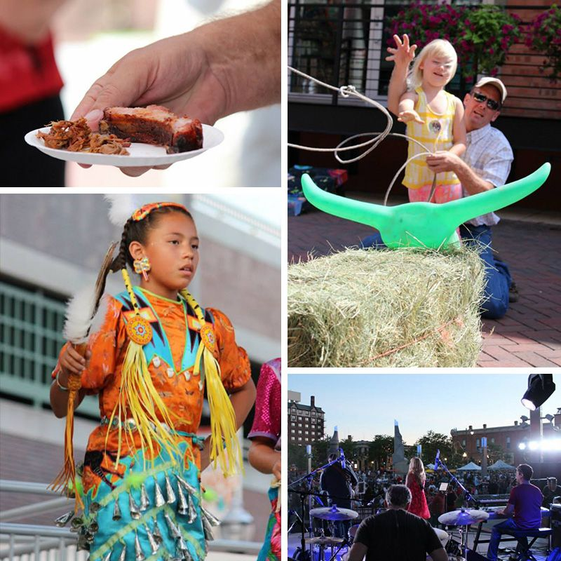 """October 11, 2014 Main Street Square in Downtown Rapid City will be hosting an event called """"Taste of South Dakota."""" If you've ever wanted to experience all that Rapid City and South Dakota have to offer, this is an event you won't want to miss!"""