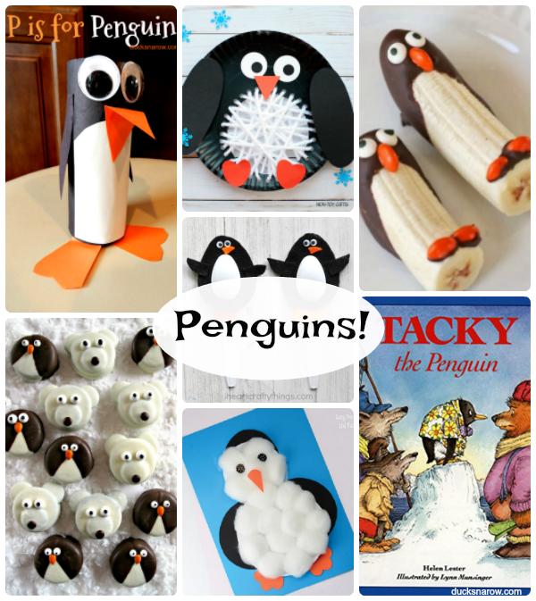 Penguin Crafts Activities For Kids 2020 Ducks N A Row