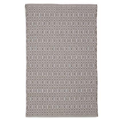 Gray Bazaar Rug, 3' x 2' | Sur La Table