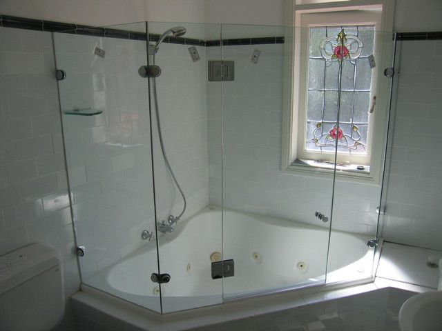 Magnificent Shower Screen For Corner Bath Pictures Inspiration