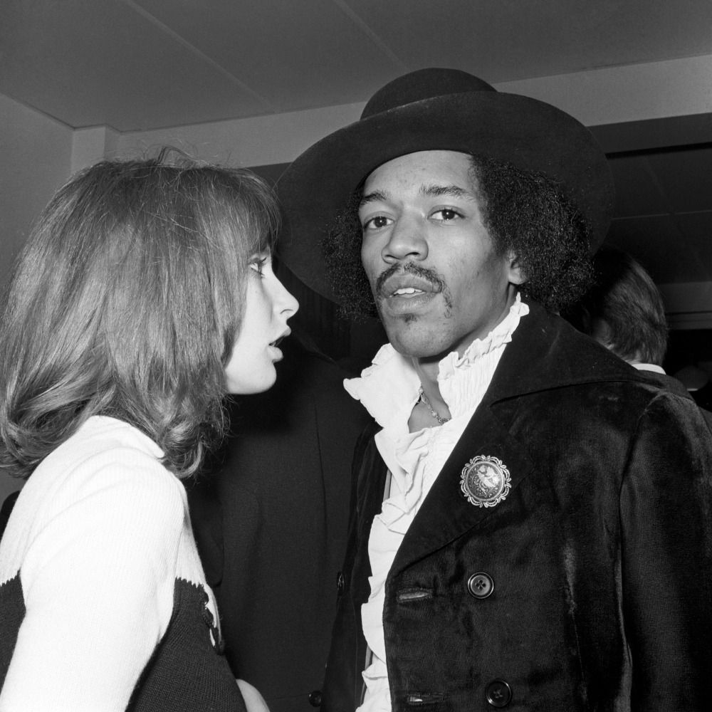 hendrix dating Kathy etchingham 143k likes 60s london dj former girlfriend of jimi hendrix co-author of through gypsy eyes successfully lobbied for a blue plaque.