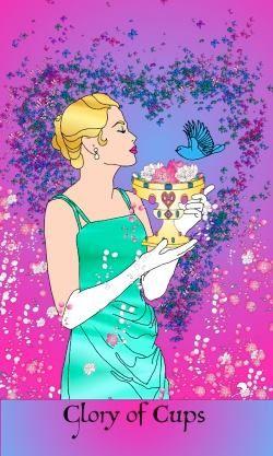reina de copas: Grace Kelly