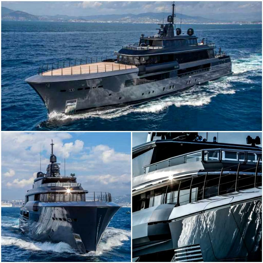 Megayacht crn atlante yacht design line design design for Atlante compass