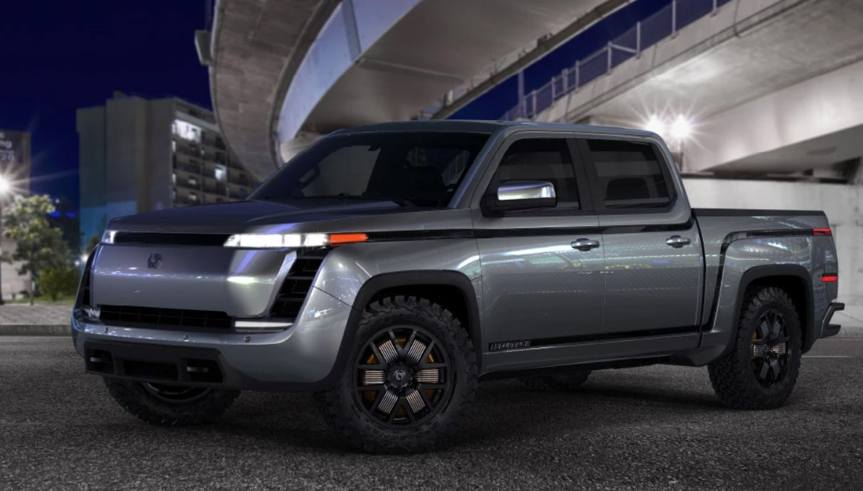 Lordstown Motors Launches Electric Pickup Before Gmc Hummer In