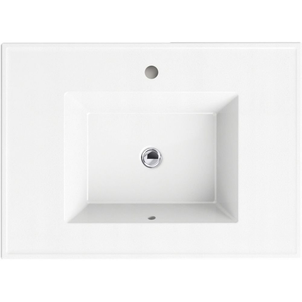 Kohler K-2779-1-G81 Ceramic Impressions 31 Inch Single Basin ...