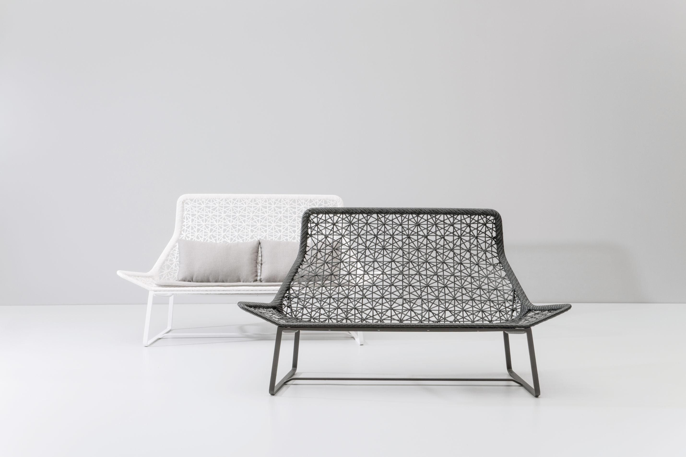 Kettal maia seater sofá chairs pinterest swing chairs