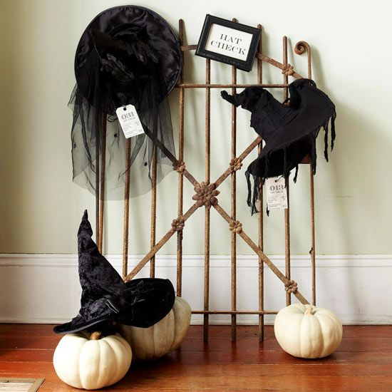 check your hat here find other wickedly fun witch decor here http