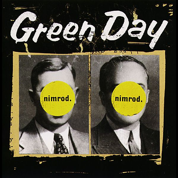 "38. ""Green Day - Nimrod"": best track good riddance (time of your life)"