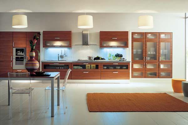 cocina moderna ideas de diseño de la galería de arte | COCINAS ...