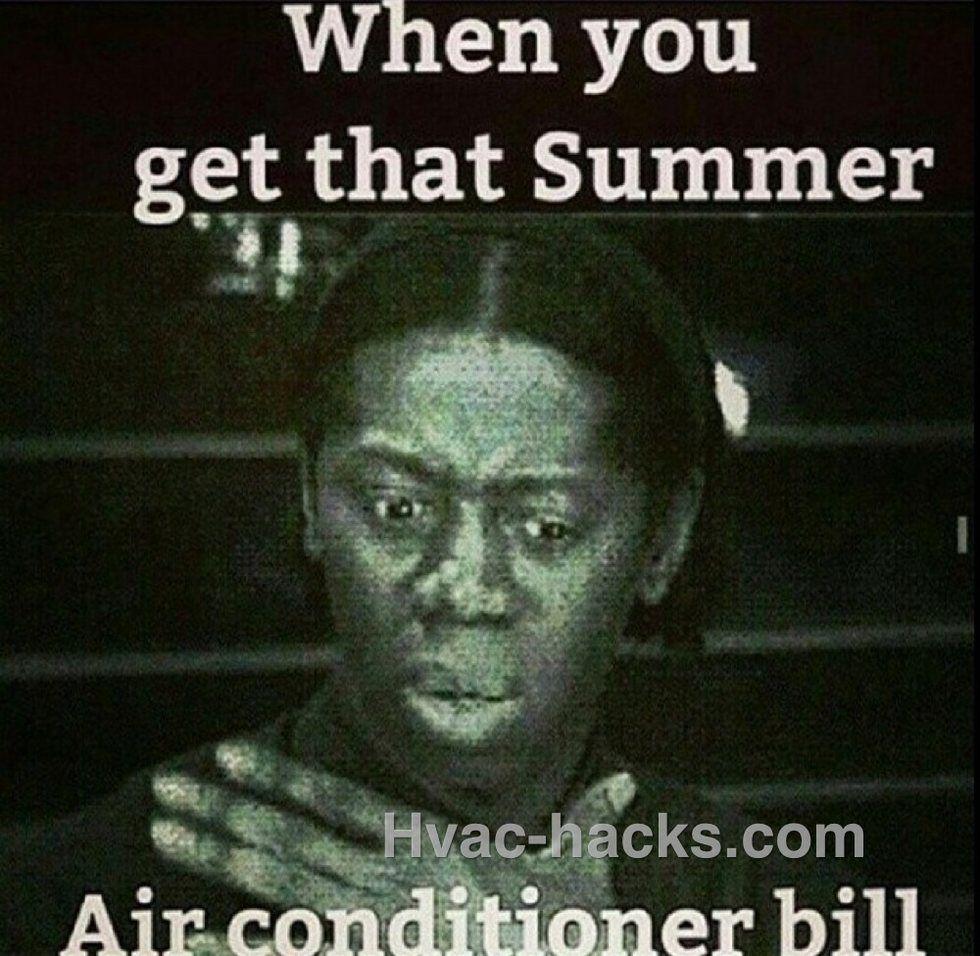 Hvac bill Air