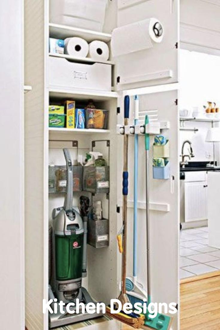 Modern Furniture In 2020 Utility Closet Closet Hacks Organizing Laundry Room Diy