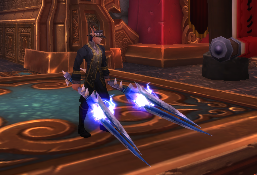 You Can Transmog Legendaries In 8 3 Ancient Kings World Of Warcraft Warcraft