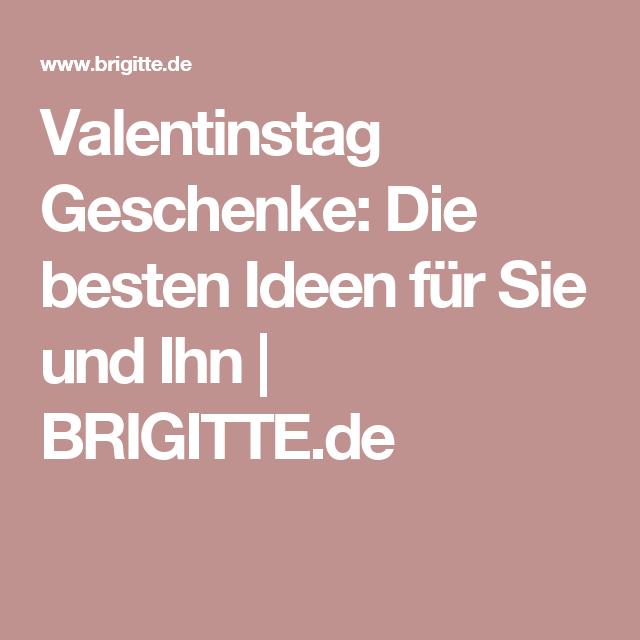 Gute ideen fur valentinstag geschenke