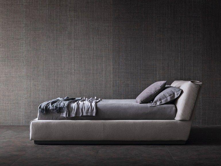 Bett Flou 床 床 gentleman系列 by flou 设计师carlo colombo bed 床