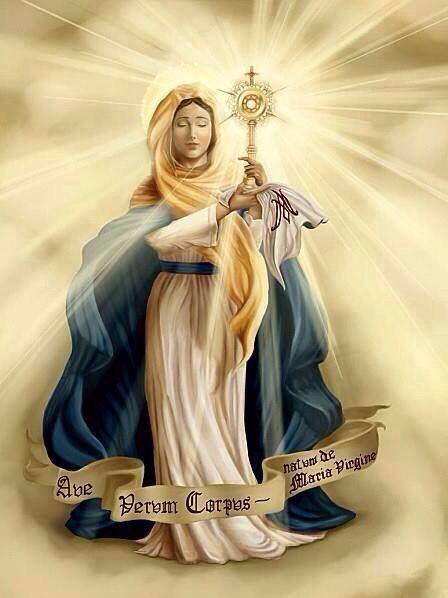 Nossa Senhora Holy Mary